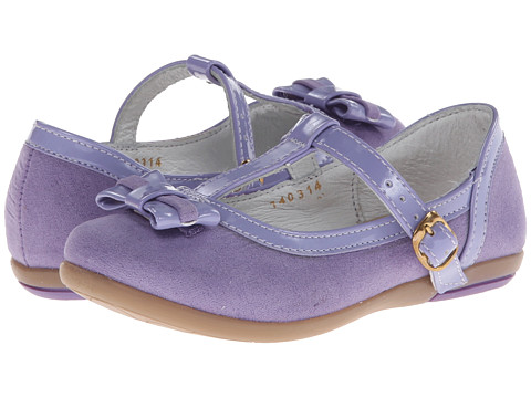 Kid Express - Leonie (Toddler/Little Kid) (Lilac Combo) Girls Shoes