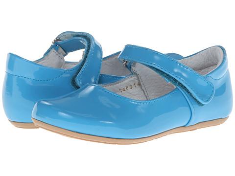 Kid Express - Bridget (Toddler/Little Kid) (Lt. Blue Patent) Girls Shoes