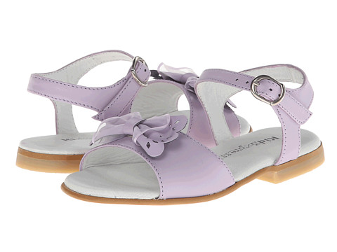 Kid Express - Carly (Toddler/Little Kid) (Lilac Leather) Girls Shoes