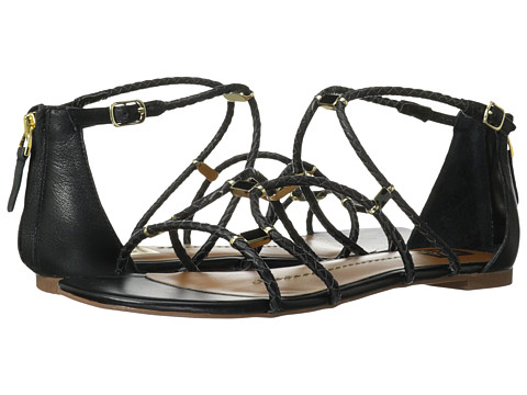 DV by Dolce Vita - Agate (Black Leather) Women's Sandals