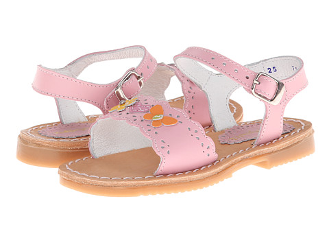 Kid Express - Kyrin (Toddler/Little Kid/Big Kid) (Pink Leather) Girls Shoes