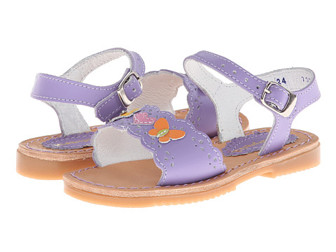 Kid Express - Kyrin (Toddler/Little Kid/Big Kid) (Lilac Leather) Girls Shoes