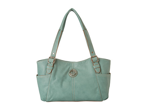 Relic - Bleeker Double Shoulder (Mint) Shoulder Handbags