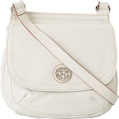 SALE! $29.99 - Save $10 on Relic Bleeker Saddle Bag (True White) Bags and Luggage - 25.03% OFF $40.00