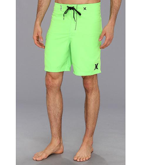 Hurley - One Only Boardshort 19 (Neon Green) Men