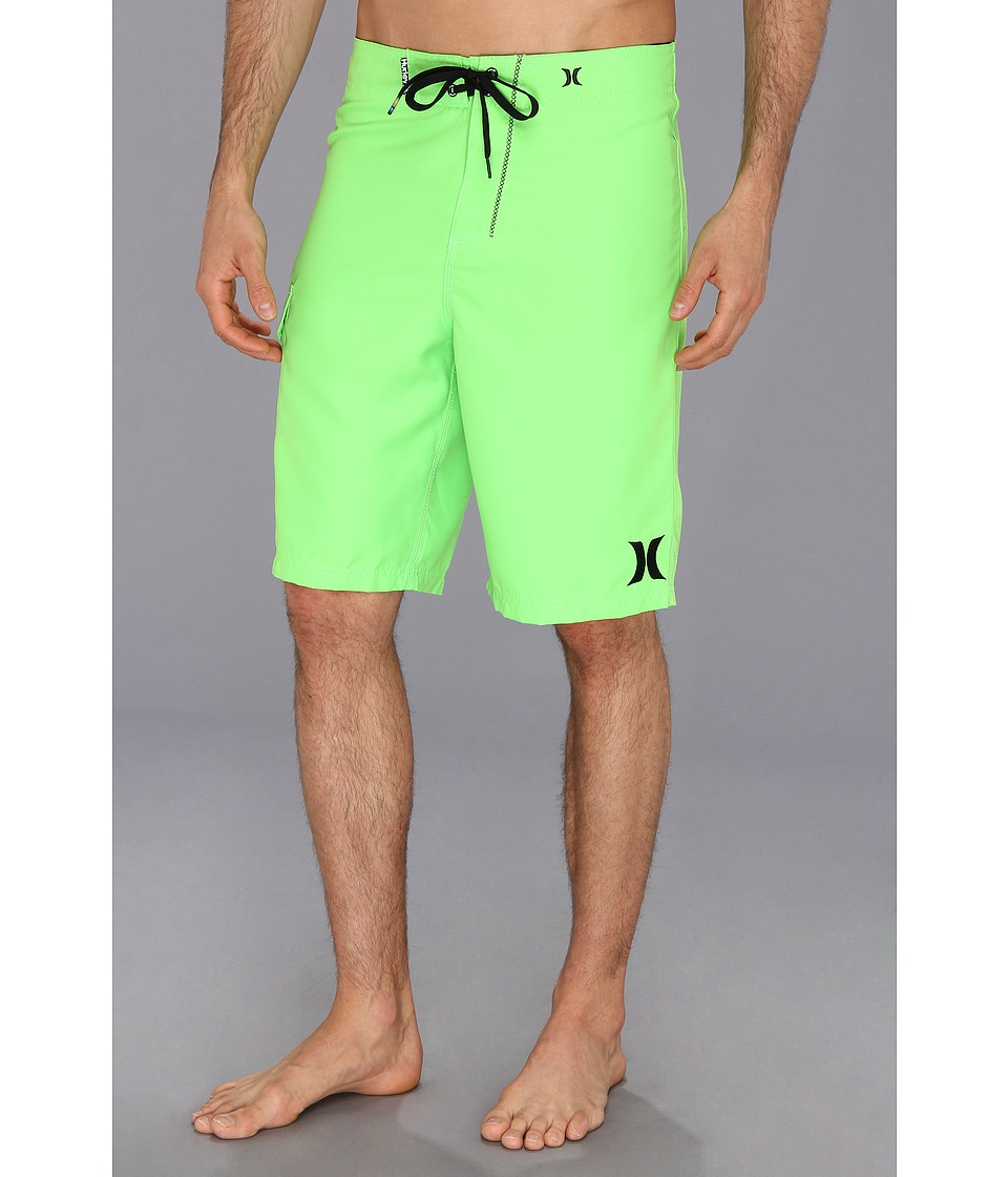 Hurley - One Only Boardshort 22 (Neon Green) Men's Swimwear