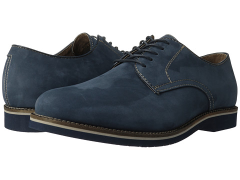 Bass - Buckingham (Petrol Blue/Black/Black) Men's Lace up casual Shoes