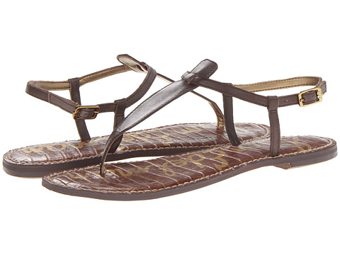 Sam Edelman - Gigi (Espresso Bean) Women's Sandals