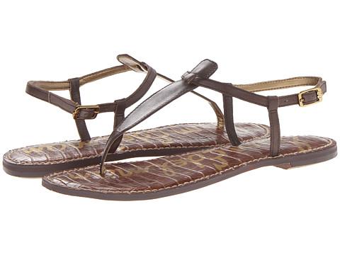 Sam Edelman - Gigi (Espresso Bean) Women's Sandals