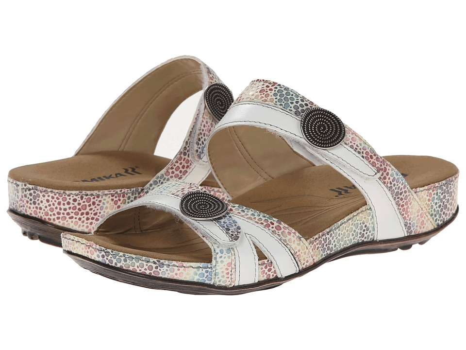 Romika - Fidschi 22 (White) Women's Sandals