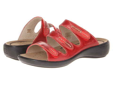 Romika - Ibiza 20 (Red) Women's Sandals