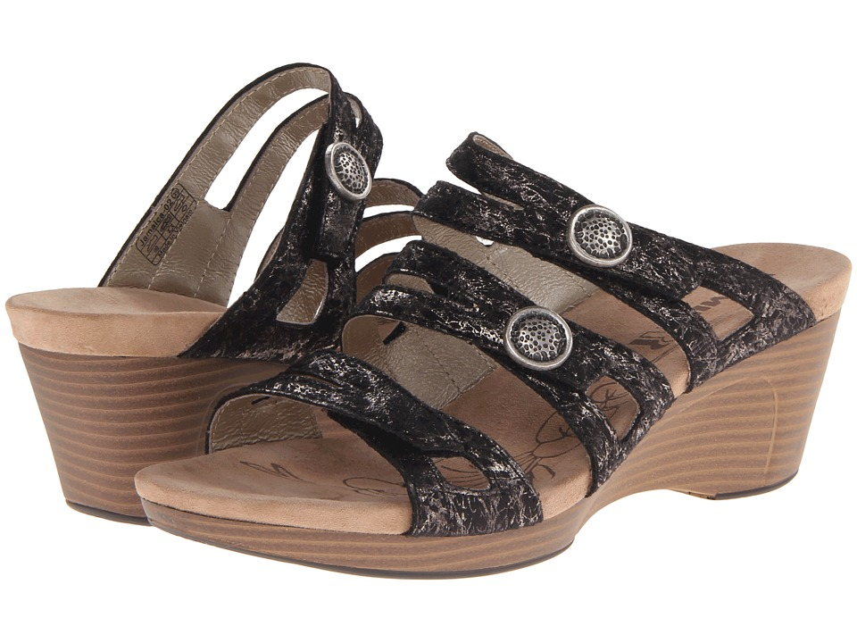 Romika - Jamaika 02 (Black) Women's Sandals