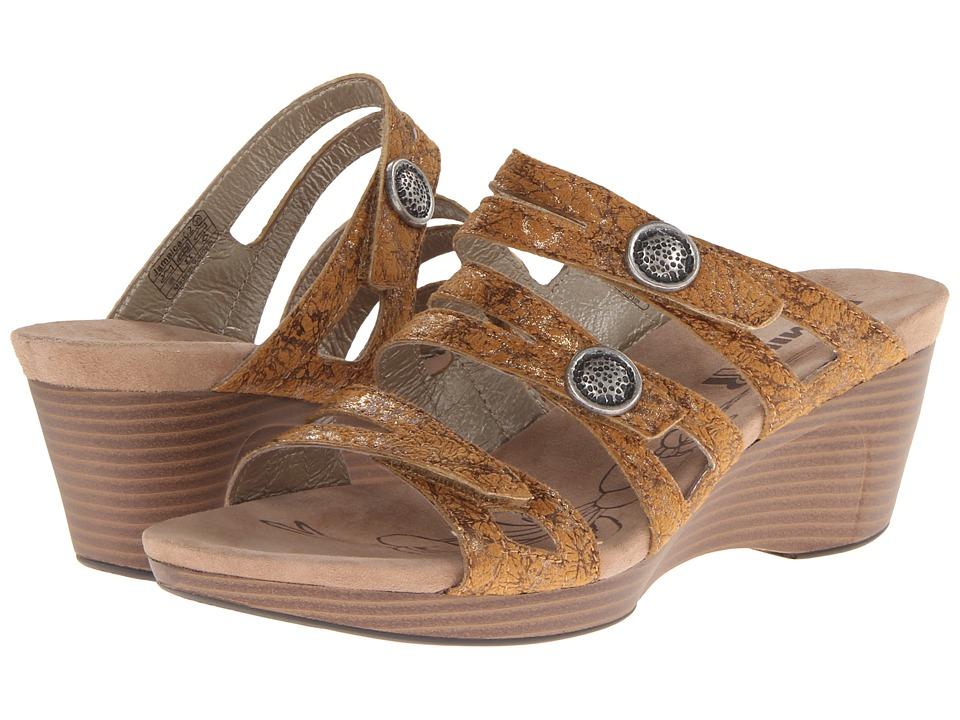 Romika - Jamaika 02 (Gold) Women's Sandals