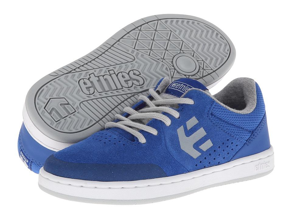 etnies Kids Marana Boys Shoes (Blue)