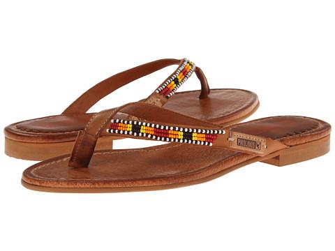 Pikolinos - Formentera 892-9790M (Brandy) Women's Sandals