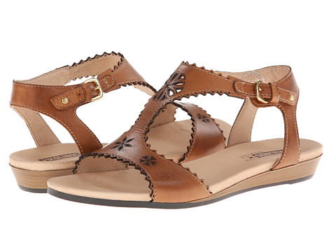 Pikolinos - Alcudia 816-7501 (Brandy) Women's Sandals