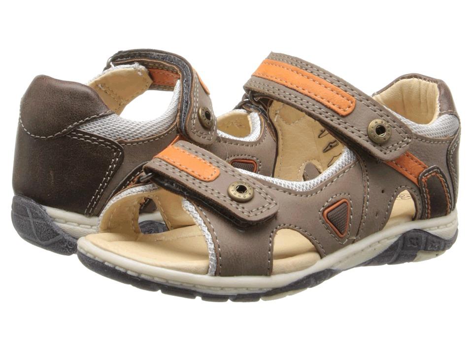 Beeko - Sean II (Toddler/Little Kid) (Camel/Brown) Boy's Shoes