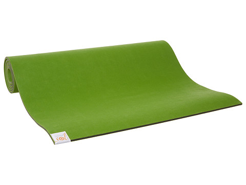 Gaiam - Gaiam Sol Uttama Premium Yoga Mat (8mm) (Olive) Athletic Sports Equipment