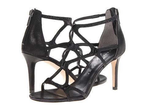 Ivanka Trump - Gemma (Black Suede) Women's Sandals