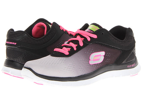 SKECHERS - Flex Appeal - Style Icon (Black 1) Women