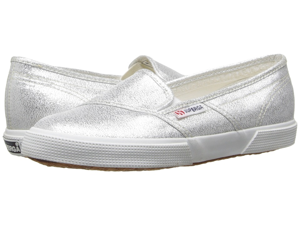 Superga - 2210 Lamew (Silver) Women