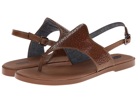 Dr. Scholl's - Logan (Saddle Tan) Women's Sandals
