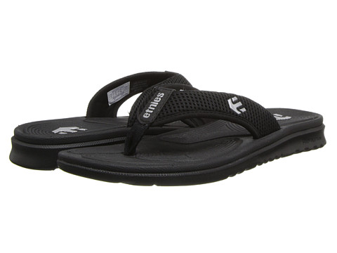 etnies - Scout Sandal (Black) Men's Sandals