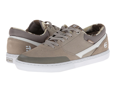 etnies - Rap CL (Cement) Men's Skate Shoes