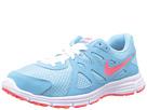 Nike Kids Revolution 2 (Big Kid) (Polarized Blue/White/Laser Crimson)