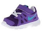 Nike Kids Revolution 2 (Infant/Toddler) (Court Purple/Purple Venom/White/Turbo Green)