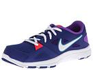 Nike Kids Flex Supreme TR 2 (Little Kid/Big Kid) (Deep Royal Blue/Purple Venom/Laser Crimson/White)