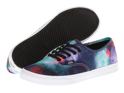 Vans - Authentic Lo Pro ((Galaxy) Nebula/True White) Skate Shoes