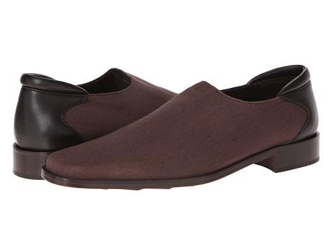 Donald J Pliner - Rex-Le (Espresso) Men's Slip-on Dress Shoes