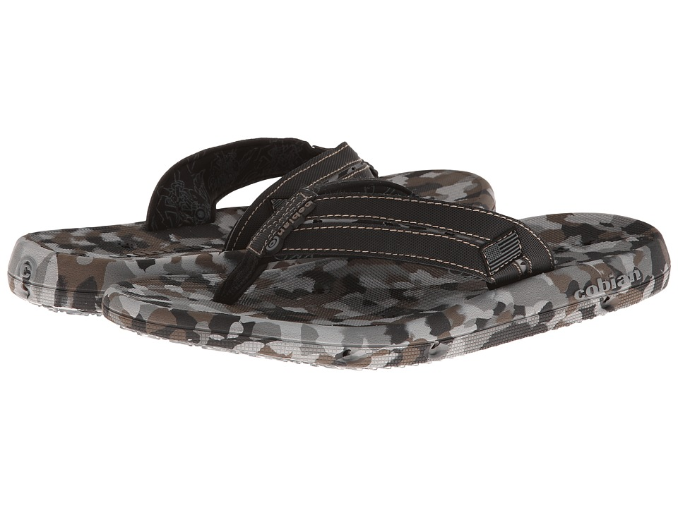 Cobian - Sawman (Midnight Camo) Men's Sandals