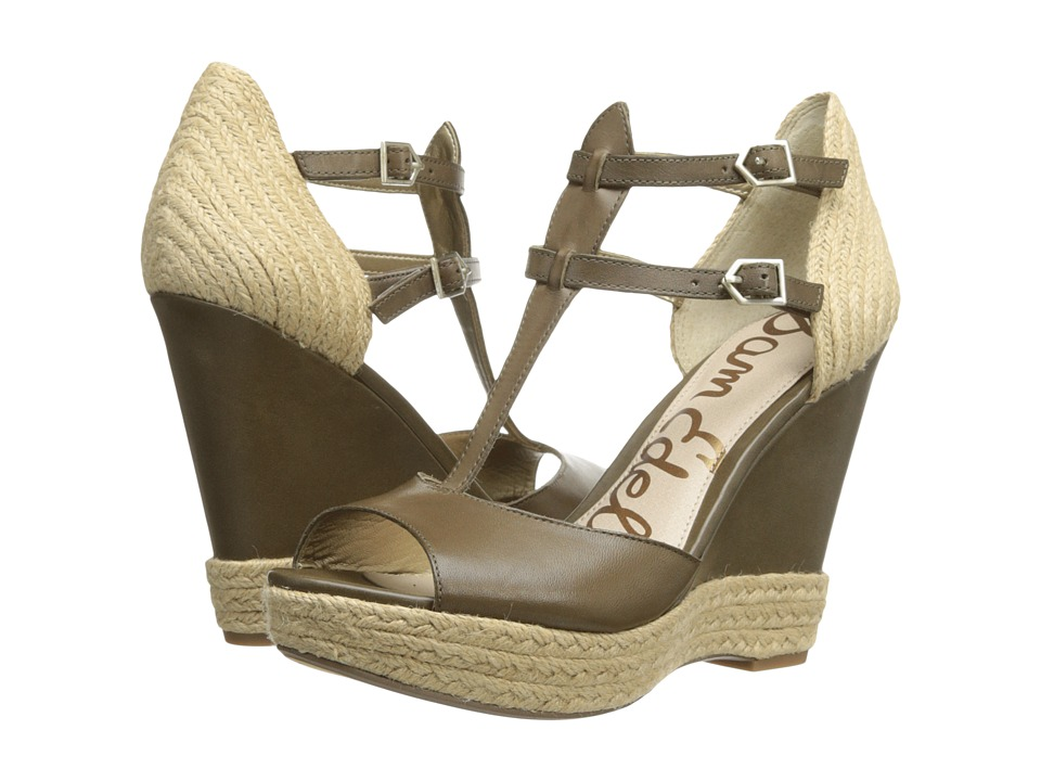 Sam Edelman - Katarina (Moss Green Leather) Women