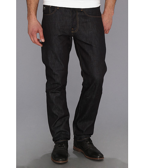 G-Star - 3301 Straight in Oxford Raw (Raw) Men