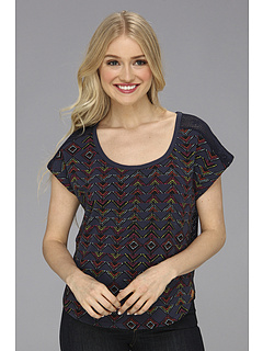 SALE! $17.99 - Save $22 on Roxy City Escape Top (Ethnic Print) Apparel - 54.46% OFF $39.50