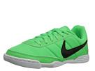 Nike Kids Davinho Jr (Toddler/Little Kid/Big Kid) (Poison Green/White/Black)