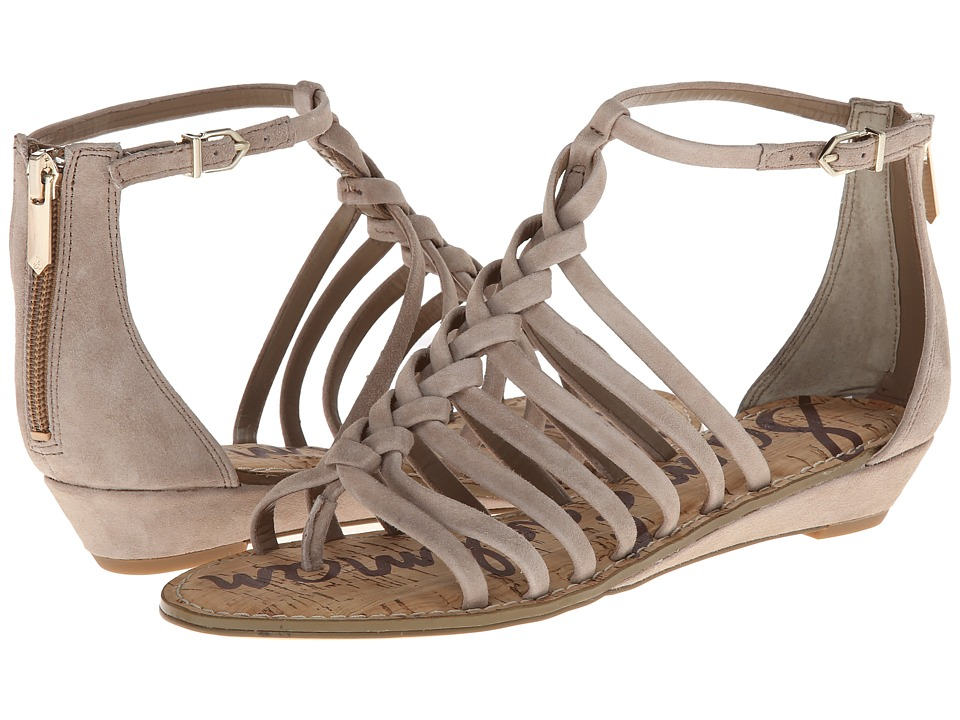 Sam Edelman - Dakota (Beach Suede) Women's Sandals
