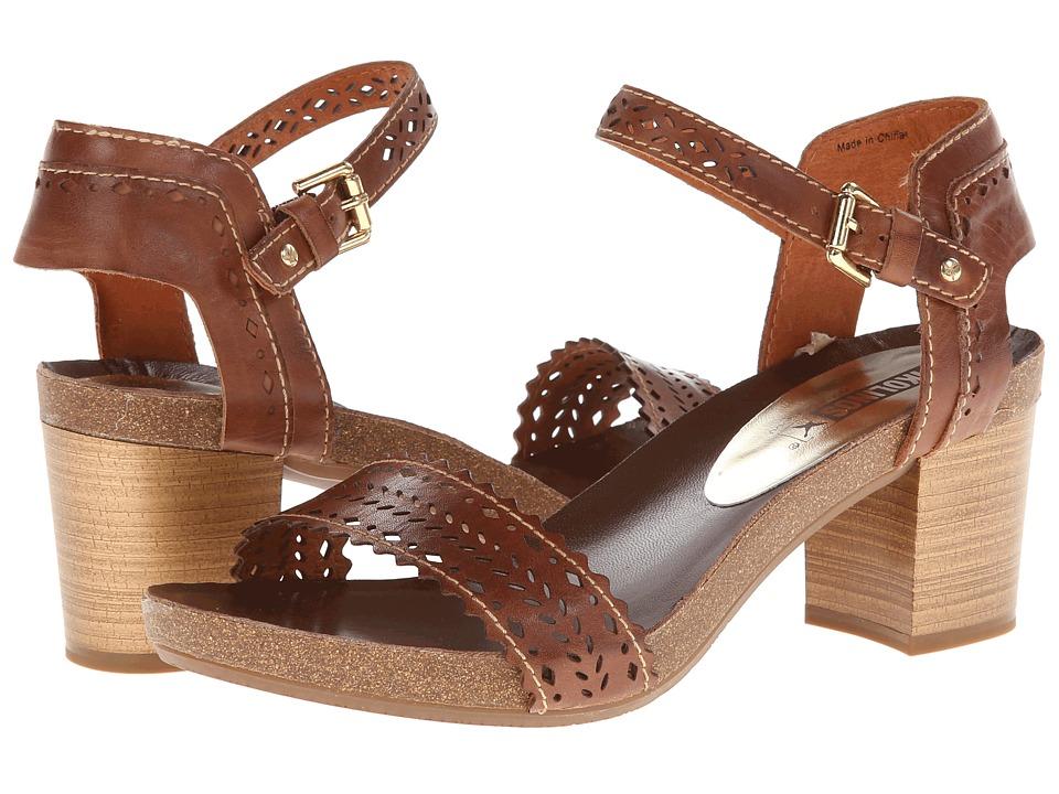 Pikolinos - Praga 871-9747 (Cuero) High Heels