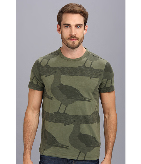 G-Star - Islander R S/S T-Shirt (Sage) Men