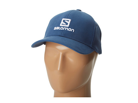 Salomon - Salomon Cap (Midnight Blue) Caps