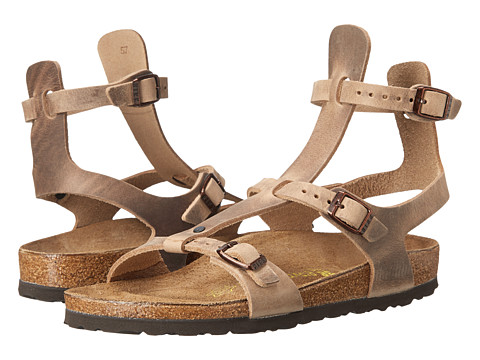 Birkenstock - Chania (Tobacco) Women