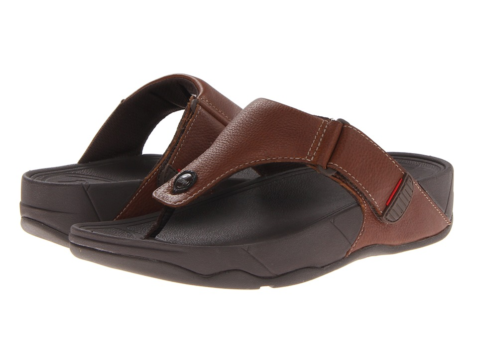 FitFlop - Trakk II (Tan) Men's Sandals