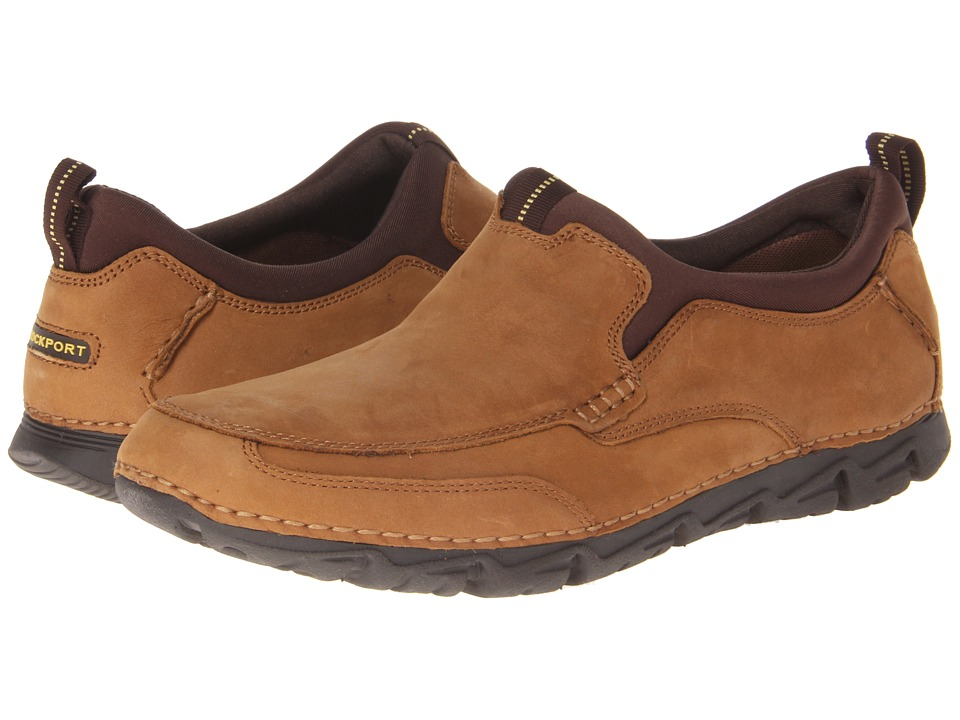 Rockport - RocSports Lite 2 Moc Slip On (Deertan) Men