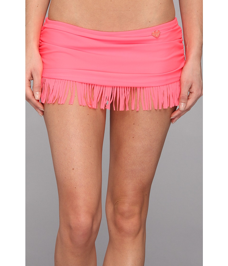 Body Glove - Smoothies Hula Surfrider Skirted Bottom (Fabulush) Women's Swimwear