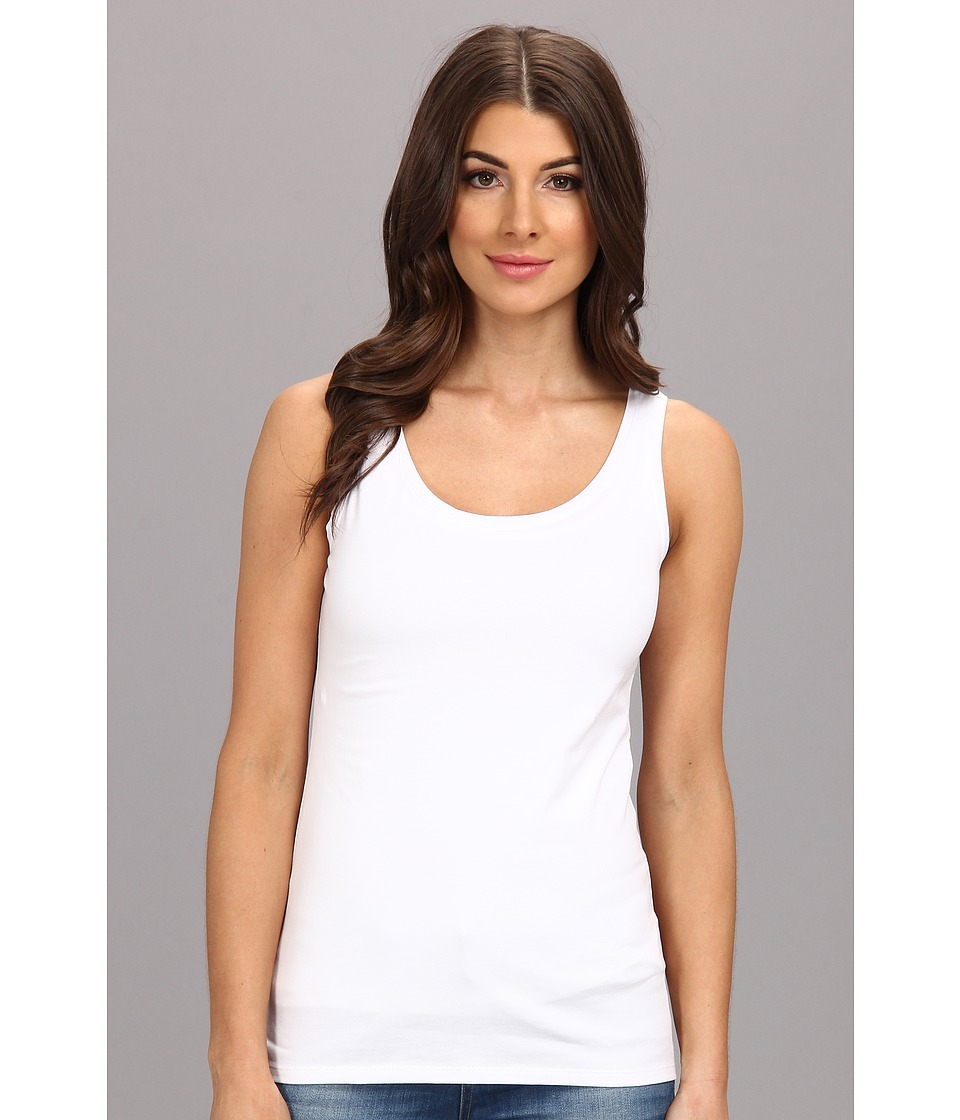 Pendleton - Dressy Tank (White) Women's Sleeveless