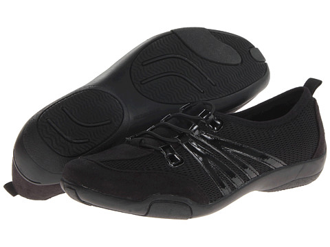 LifeStride - Salsa (Black Mesh) Women's Shoes