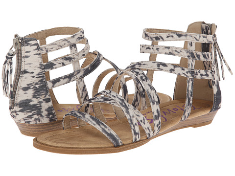 Blowfish - Belona (Brown Storm Print) Women's Sandals