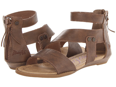 Blowfish Brink (Whiskey Old Saddle) Women's Sandals